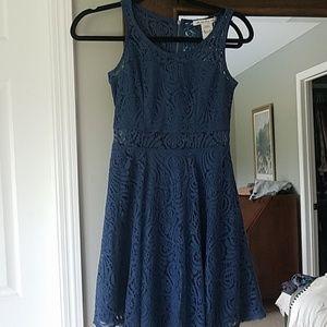 American Rag dress blue XS